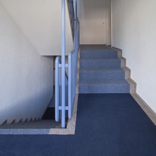 MFH Subingen, Treppenhaus